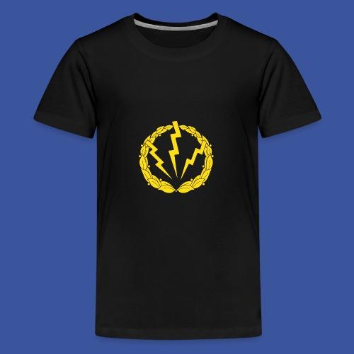 RLC Logo - Premium-T-shirt tonåring