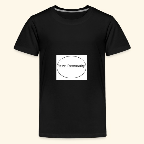 Community - Teenager Premium T-Shirt