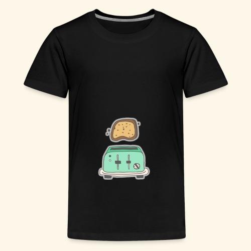 Toast - Teenager Premium T-Shirt