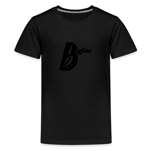 Bigjmcclothing - Teenage Premium T-Shirt
