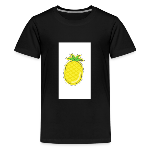 Ananas - Teenager Premium T-Shirt