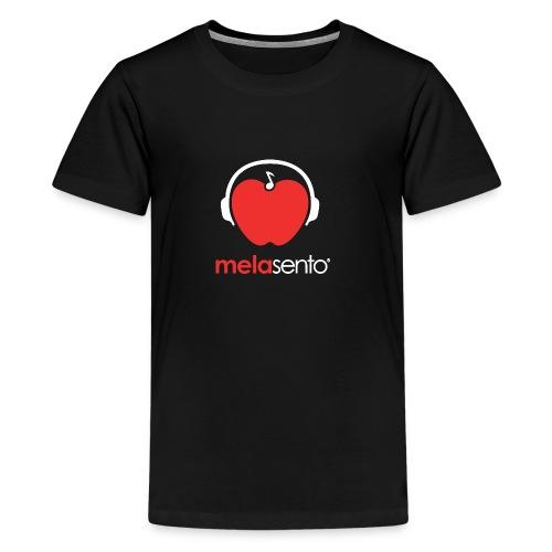 MelaSento - Maglietta Premium per ragazzi