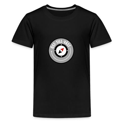 otvlogo - Premium-T-shirt tonåring