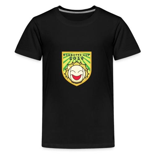 BorbottiCuP 2018 Logo - Maglietta Premium per ragazzi