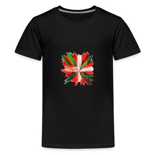 IKURRINA TRANSPARENT - T-shirt Premium Ado