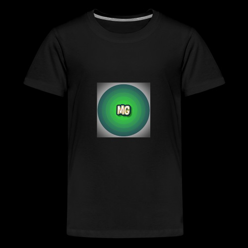 mg - Teenager Premium T-shirt