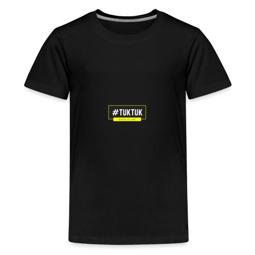 #TukTuk Merch - Teenage Premium T-Shirt