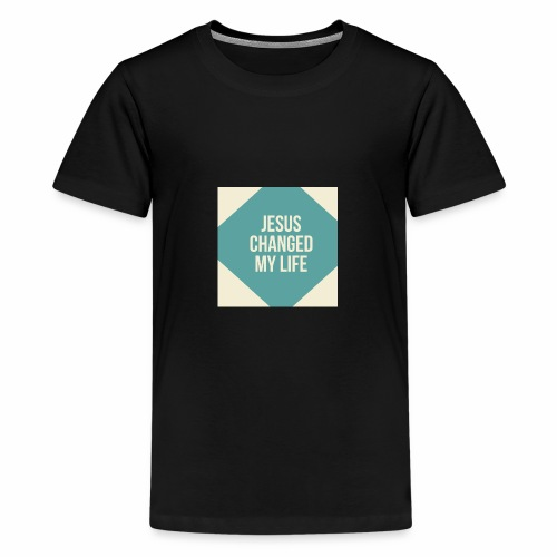Adobe Spark 1 - Teenage Premium T-Shirt