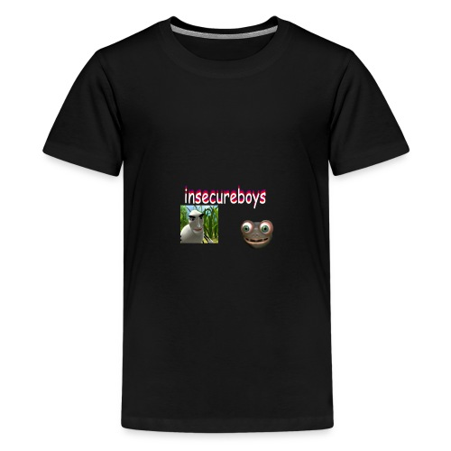 INSECUREBOYS - Teenage Premium T-Shirt