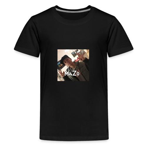 MaZo Bild 2 - Teenager Premium T-Shirt