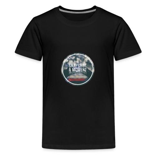 snapshot eternity - Teenager Premium T-Shirt