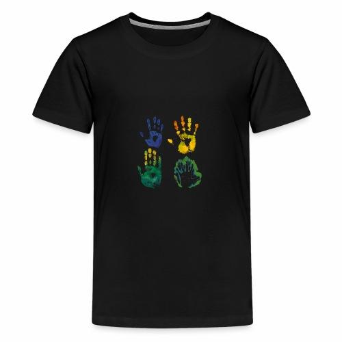 Humanity - T-shirt Premium Ado