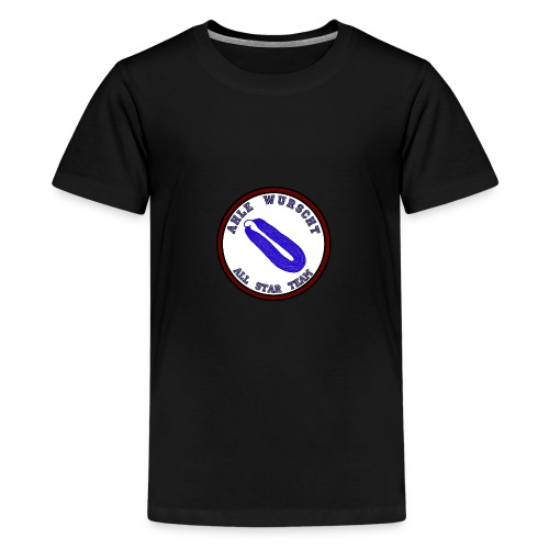 Ahle Wurscht All Star Team - Teenager Premium T-Shirt