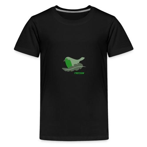 Freedom - Teenager Premium T-Shirt