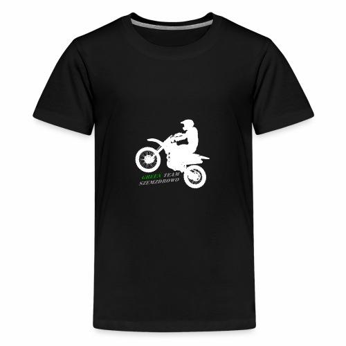 Green Team Szemzdrowo Zapraszam do kupna - Koszulka młodzieżowa Premium