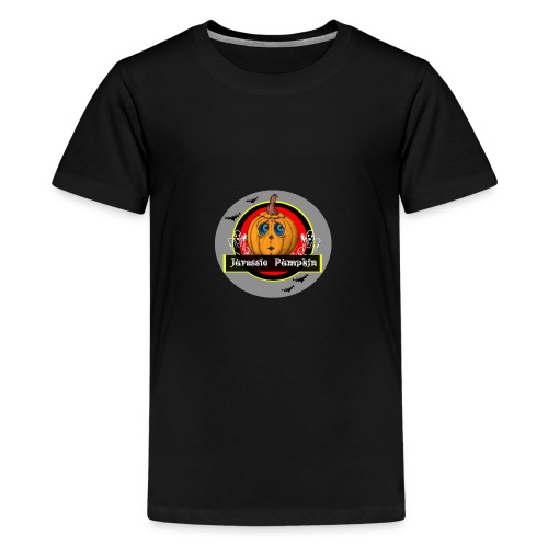 Jurassic Pumpkin - Teenager Premium T-Shirt