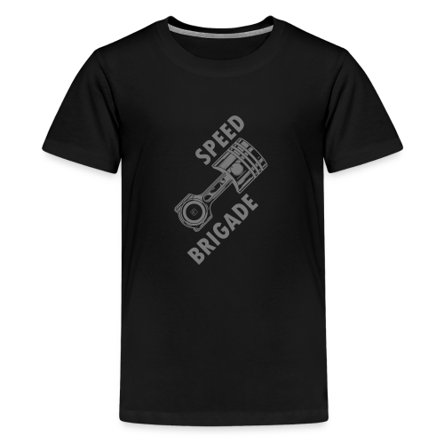 Speed brigade - Premium-T-shirt tonåring