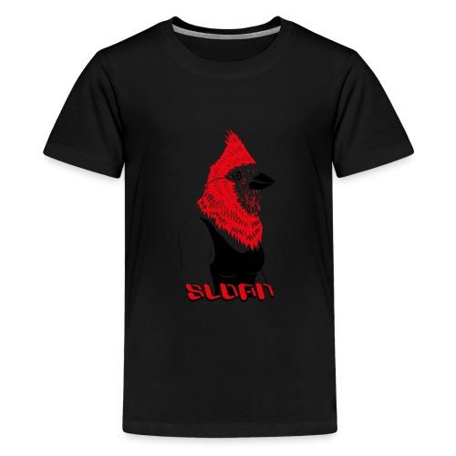 Sloan Human Bird - Teenager Premium T-Shirt