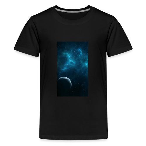 1D88A3C4 69B3 4143 A190 7417C38A97A7 - Teenage Premium T-Shirt