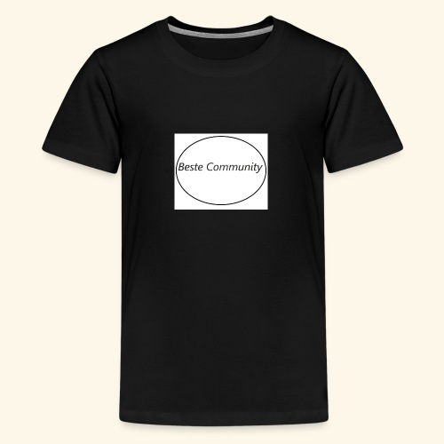 Community - Teenager Premium T-Shirt