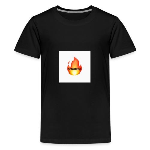 PETHO800 - Teenage Premium T-Shirt