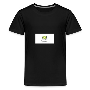 Game x - Teenager Premium T-Shirt