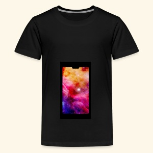 Galaxy T-Shirt - Teenage Premium T-Shirt