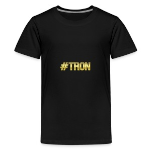 #TRON - Teenager Premium T-Shirt