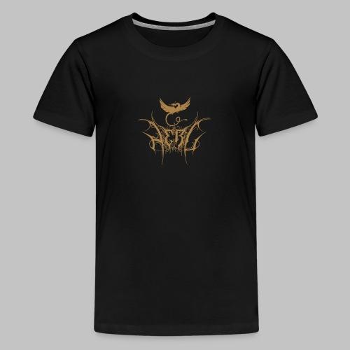 Herc logo - Teenage Premium T-Shirt