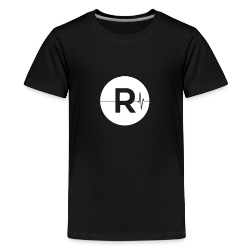 REVIVED - BIG R - Teenage Premium T-Shirt