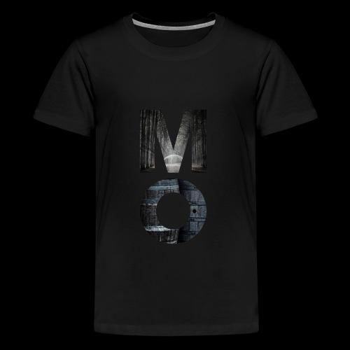 Moonshine Oversight - design épuré - T-shirt Premium Ado