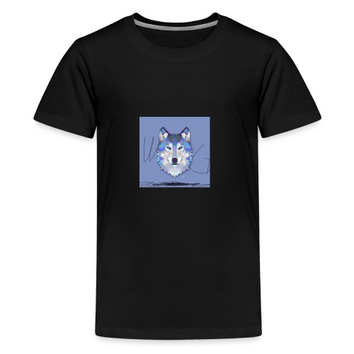 min profil bild - Premium-T-shirt tonåring