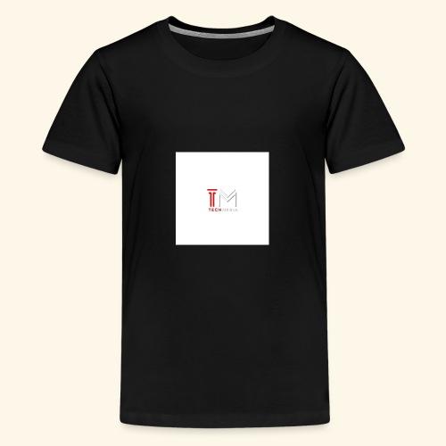 TechMedia - Teenage Premium T-Shirt