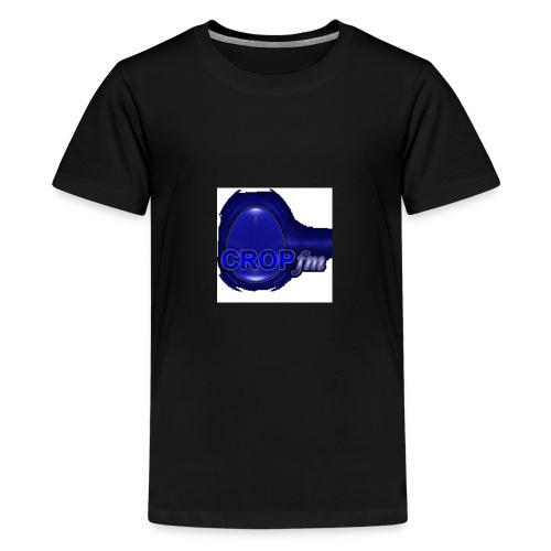 Cropfm - Teenager Premium T-Shirt