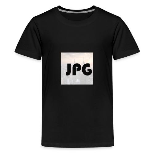 Jop play's games - Teenager Premium T-shirt