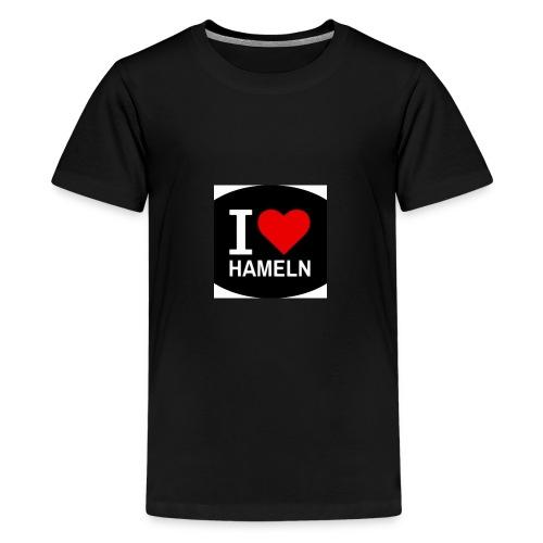 ilovehameln - Teenager Premium T-Shirt