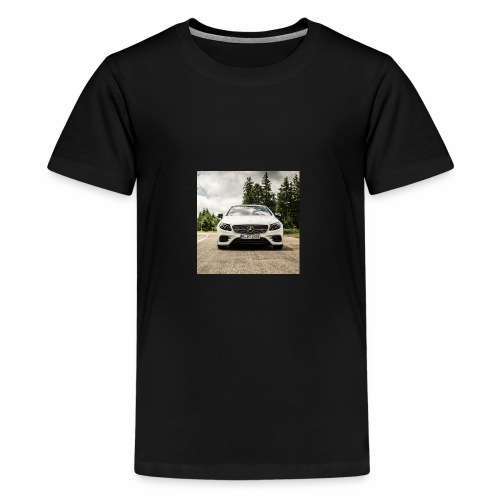 carro - Camiseta premium adolescente