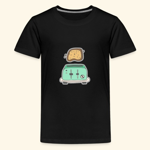 Toast - Teenager Premium T-Shirt