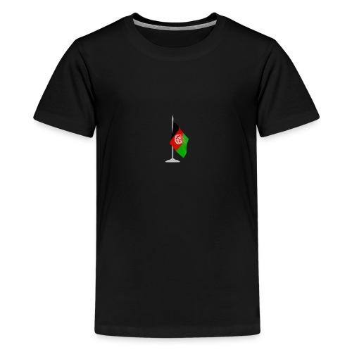 AFG - Premium-T-shirt tonåring