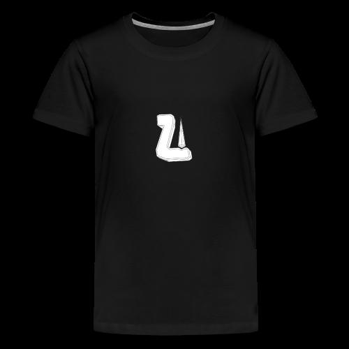 URTASTYLE - Camiseta premium adolescente
