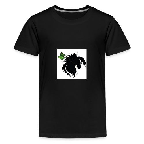 Freedom Hunterz - Teenager Premium T-Shirt