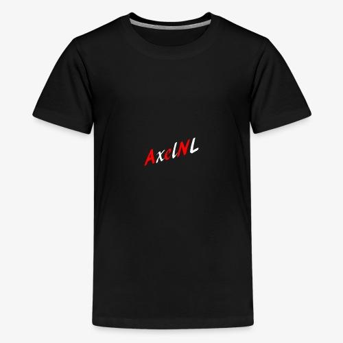 AxelNL - ROOD - Teenager Premium T-shirt