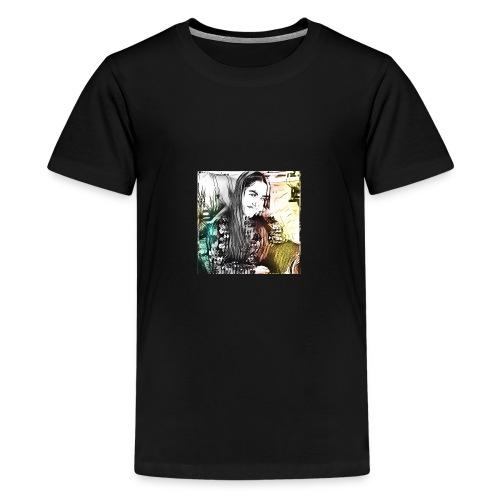 filter button - Teenager Premium T-Shirt