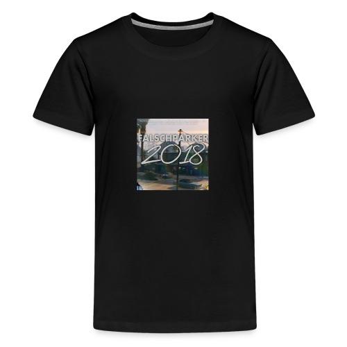 Falschparker Gang - Teenager Premium T-Shirt