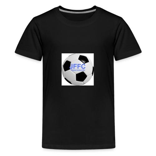 JFFC Logo Merch - Teenage Premium T-Shirt