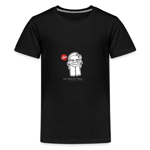 27 Club - Al Wil - Teenage Premium T-Shirt