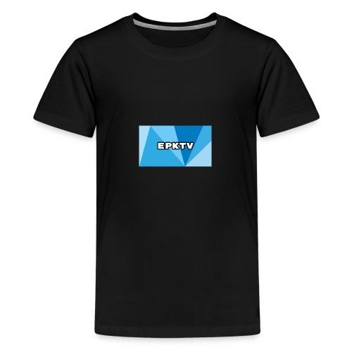 EPKTV PULLOVER - Teenager Premium T-Shirt