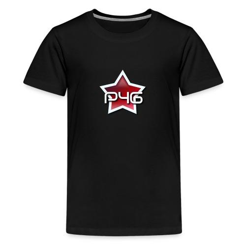 logo P4G 2 5 - T-shirt Premium Ado