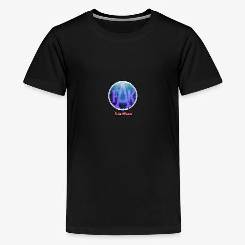 20180106 223721 - Teenager Premium T-Shirt