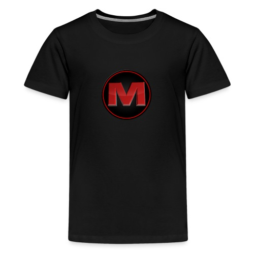 multitube - Teenage Premium T-Shirt